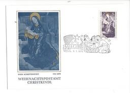 16027 - Christkindl Cover 06.01.1976 Weihnachtspostamt Christkindl - Noël