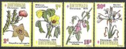 Botswana 1974 Pflanzen Plants Flora Blumen Blüten Flowers Religionen Christentum Weihnachten Christmas, Mi. 128-1 ** - Botswana (1966-...)