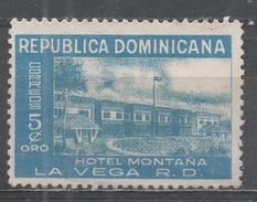 Dominican Republic 1950. Scott #440 (M) Hotel Montana * - Dominicaine (République)