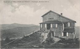 AK Riesengebirge Maxhütte Baude Rehorn Bei Marschendorf Marsov Johannisbad Freiheit Petzer Aupa Michelsdorf Liebau - Sudeten