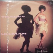 Tracey Ullman Maxi 45t. 25cm *they Don't Know* - 45 T - Maxi-Single