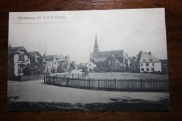 Elversberg Mit Kathol Kirche - Kreis Neunkirchen