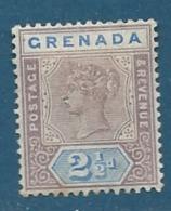 Grenade  - Yvert N°  32   * -  Cw 9709 - Grenade (...-1974)