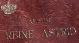 Chocolat Côte D'Or Album Reine Astrid  96 Chromos - Côte D'Or