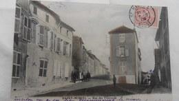 Saint Mihel - Rue Des Tisserands - Saint Mihiel