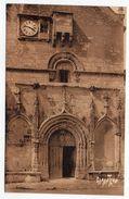 FRONTENAY ROHAN ROHAN--Eglise De Frontenay  N° 13704  éd Bergevin....à Saisir - Frontenay-Rohan-Rohan