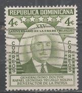 Dominican Republic 1955. Scott #463 (U) Trujillo In Civilian Clothes * - Dominicaine (République)