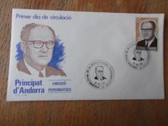 ANDORRE ESPAGNOL (1983) Jaume Sansa Nequi , Viguier épiscopal - Ohne Zuordnung