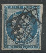 Lot N°33653   N°4, Oblit Grille De 1849, Belles Marges - 1849-1850 Ceres