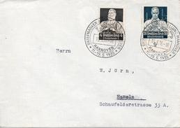 Allemagne Jolie Lettre Hannover 1935 - Germany