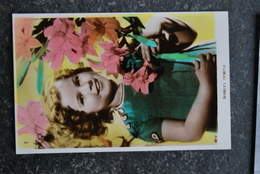 654/Shirley Temple (couleur) - Artistes
