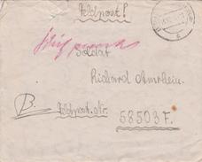 Feldpostbrief - Guerre 1939-45