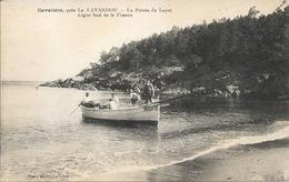 CAVALIERE. LA POINTE DU LAYET - France