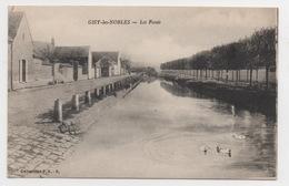 89 YONNE - GISY LES NOBLES Les Fossés - Otros Municipios