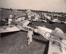 Aviation - Aviateur - Deutschlandflug 1935 - Photographie
