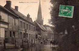 AUFFAY   -  L' Abreuvoir - Auffay