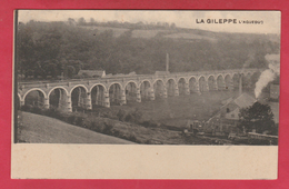 La Gileppe - L'Aqueduc ( Voir Verso ) - Gileppe (Barrage)