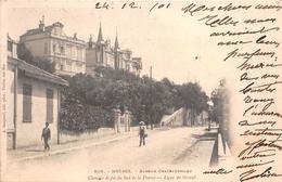 83 - Hyères - Avenue Chateaubriant - Hyeres