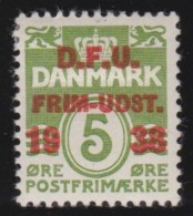 Denmark    .     Yvert    267 A       .    *      .    Ongebruikt   .   /    .   Mint-hinged - 1913-47 (Christian X)