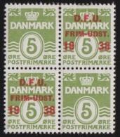 Denmark    .     Yvert    267 Aa   Paar    .    *      .    Ongebruikt   .   /    .   Mint-hinged - 1913-47 (Christian X)