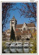 1 AK Frankreich * Kirche Notre-Dame Aus Dem 16. Jahrhundert In Der Stadt Dole - Departement Jura - Dole
