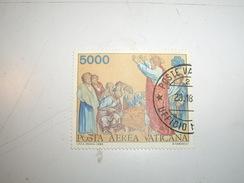 VATICAN  1983   Posta Aerea  5000 Lire - Vatican