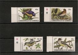 DOMINIQUE Année 1981 Oiseaux  N°Y/T: 672/6756** - Dominique (1978-...)