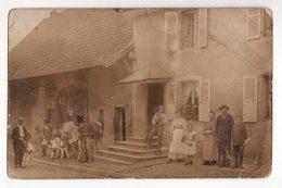 90  MORVILLARS   Maison Charpiot   Carte Photo - France