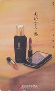 Télécarte Japon / 110-016 - PARFUM & Rouge à Lèvres - JOSEPHINE - PERFUME & Lipstick Japan Phonecard - PARFÜM - 245 - Perfume