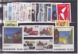 Danemark Année 1995** En Timbres Neuf Soit 22 Timbres - Danemark