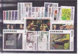 Danemark Année 1997** En Timbres Neuf Soit 25 Timbres Et 1 Paire - Dänemark