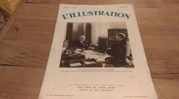 73/L ILLUSTRATION  N° 4688 1933  LES ENTRETIENS SUR LES DETTES A WASHINGTON - Giornali