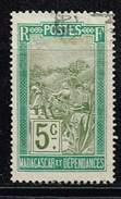Madagaskar  Dependances, Michel # 77 + 78 O    Landscapes - 1923-44: Gebraucht