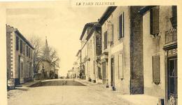 Teillet - Rue Principale - Vabre