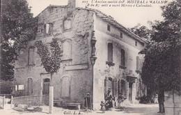16-33  Ancien Oustal Mistral A Maiano - Autres Communes