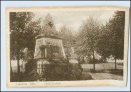 Y3397/ Lauenburg Lützow-Denkmal 1920 AK - Deutschland