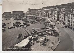S. Margherita Ligure Genova  Passeggiata A Mare Benzina Distributore Vg - Genova