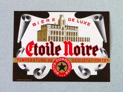 """Rare Étiquette Bière Française """"BRASSERIE MOTTE-CORDONNIER"""" (Beer Label Bieretiketten) - Bière"""