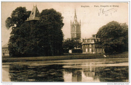 Enghien, Parc, Chapelle Et Etang (pk24090) - Edingen