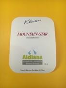 2786- Suisse Chasselas Romand  Mountain-Star  Pour Aldiana Clubhotel Silvretta Klosters - Etiketten