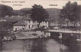 (414) Schlachtfeld In Den Vogesen Sanatorium Schirmeck (C-1) - Weltkrieg 1914-18