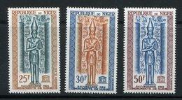 NIGER- P.A Y&T N°38 à 40- Neufs Avec Charnière * - Niger (1960-...)