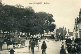 LE FAOUET   La Place - France