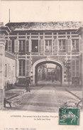 Carte Postale Ancienne De L'Yonne - Auxerre - Percement De La Rue Soufflot... - Auxerre