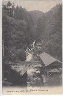 Switzerland: Postcard, Scierie A Troistorrents, Champery-Chettenham, 7 Jul 1907 - Unclassified