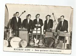 Moyenmoutier Le Rabodeau Rickey Lou Et Son Quintet électronic - Frankrijk