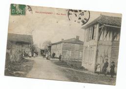 Balignicourt La Rue Haute - Frankrijk