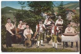 """URNÄSCH: """"Echo Vom Säntis"""", Streichmusik Mit Jodler-Duett ~1910 - AR Appenzell Rhodes-Extérieures"""