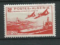 Timbre Algérie Y&T N° 274 ** - Algérie (1924-1962)