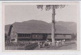 Broc, Ferme De Favaulaz, Incendiée Le 28 Mai 1932 - FR Fribourg